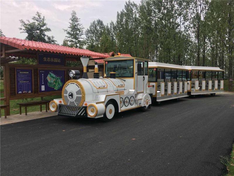 42座燃油(ALGQ)轮式观光火车配置