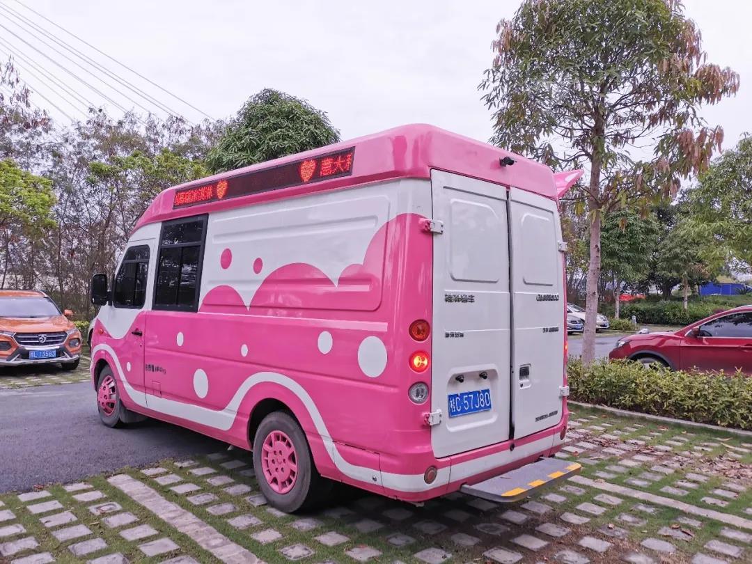 五菱冰淇淋车