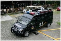 新疆电动巡逻车