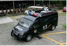 反恐处突武装巡逻车