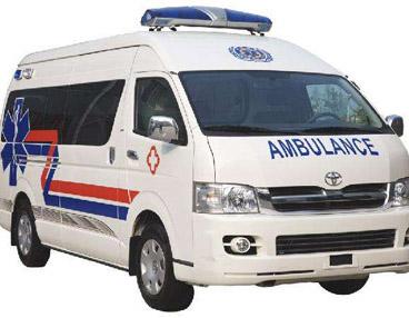 大海狮救护车系列