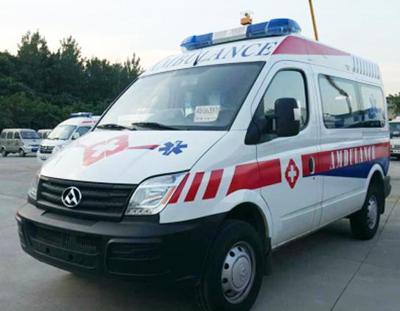 新疆大通救护车系列多少钱