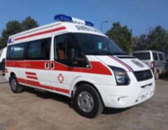 奔驰凌特监护型救护车