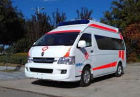 新疆体检车