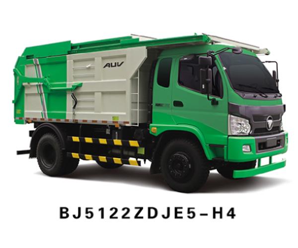 新疆多功能压缩式垃圾车