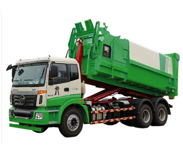 新疆车厢可卸式垃圾车