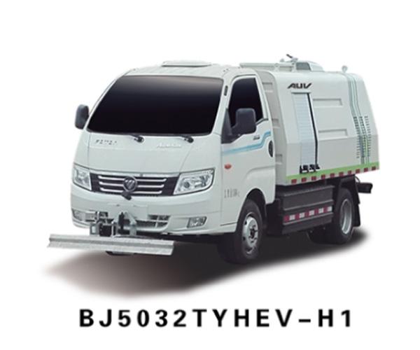新疆纯电动路面养护车