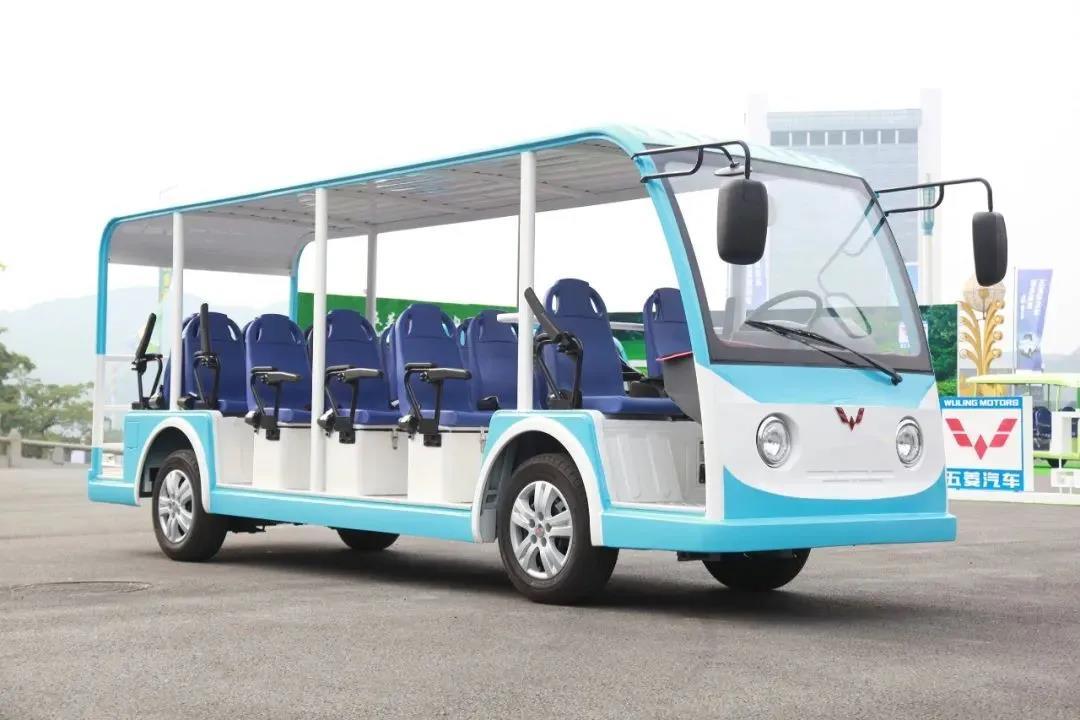 菱L100新能源观光车