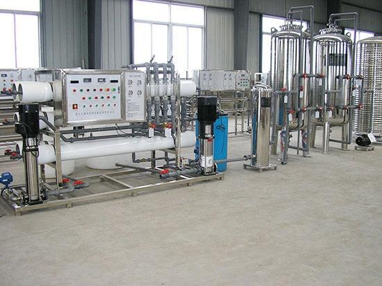 水处理设备案例展示