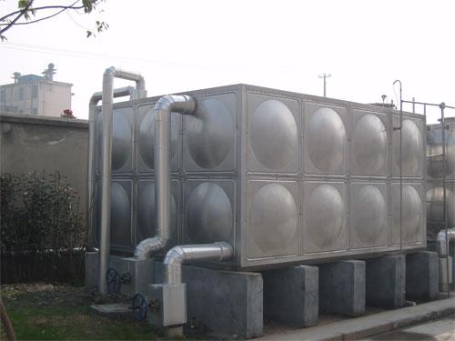 提供不锈钢水箱应用解决方案