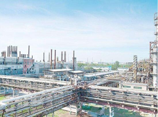 不锈钢在化工厂应用案例