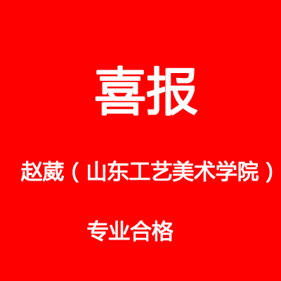 赵葳(山东工艺美术学院)