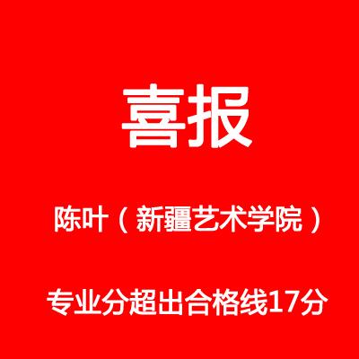 陈叶(新疆艺术学院)