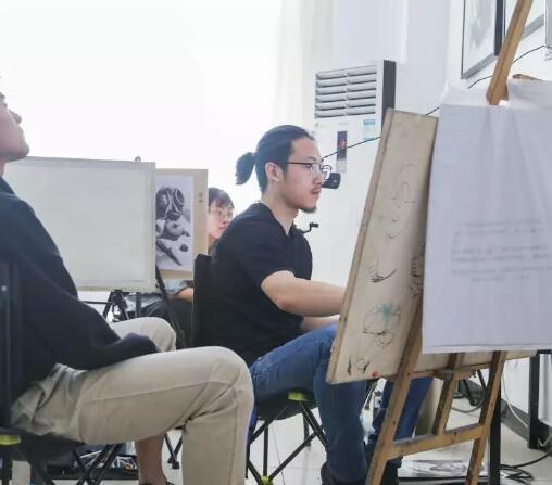 甘肃美术高考画室