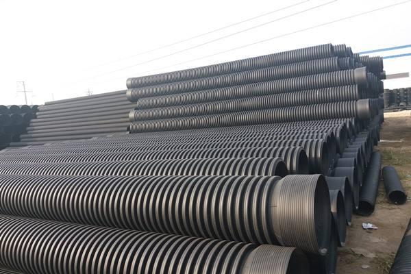 陕西HDPE双壁波纹管厂家