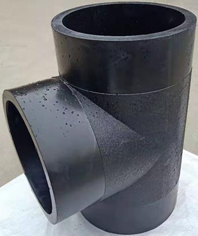 陕西HDPE管件通泱三通管件批发