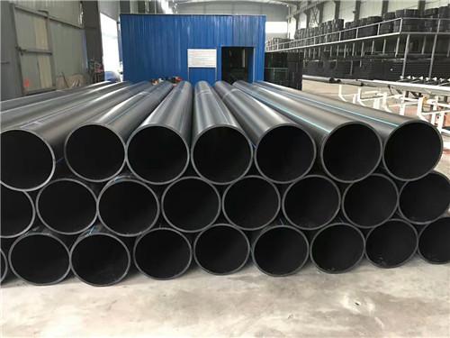 陕西HDPE给水管材厂家