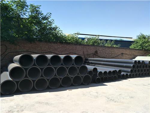 如何正确堆放pe管材管件和影响PE管材质量的因素