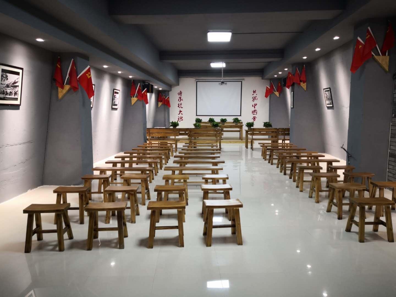延安红色文化培训五日教学安排