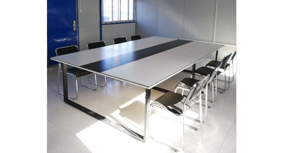 兰州某医院的会议办公桌