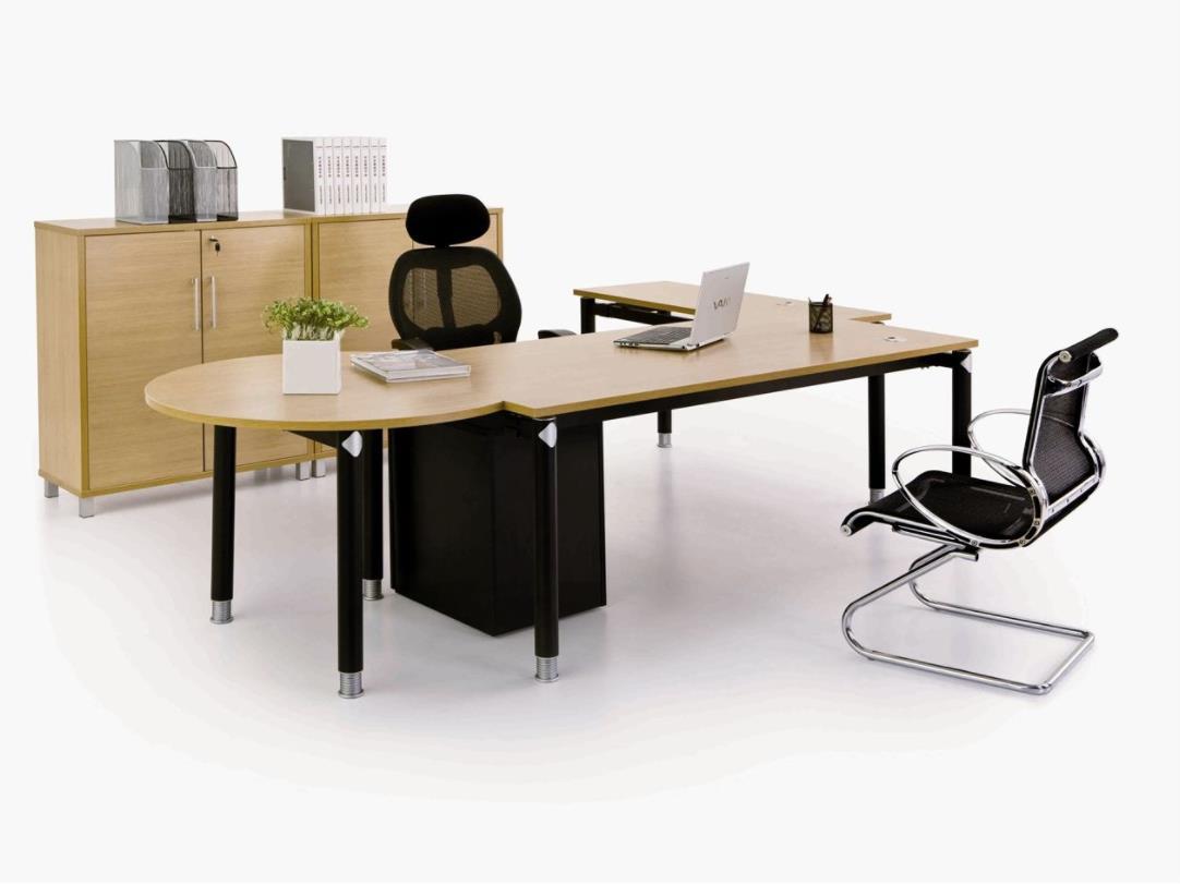 兰州钢木办公桌