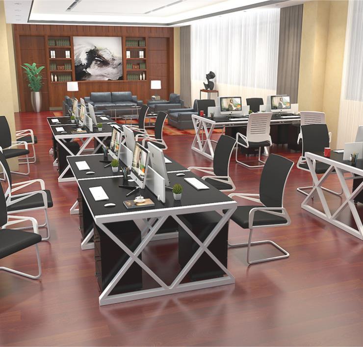 甘肃钢木办公桌