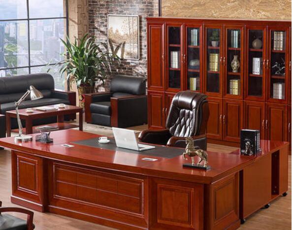 兰州办公家具之老板桌(大班台)的摆放注意事项,助您生意兴隆!