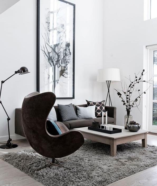 对于家具中不可或缺的沙发,我们应该怎样合理的搭配好