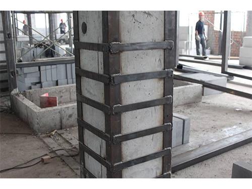 四川外包型钢加固