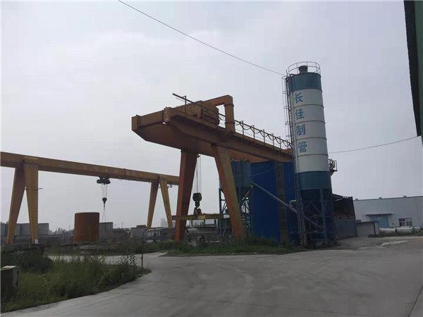 長佳建材運輸工廠風貌