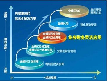 小编带你了解陕西财务软件服务的现状及发展历程