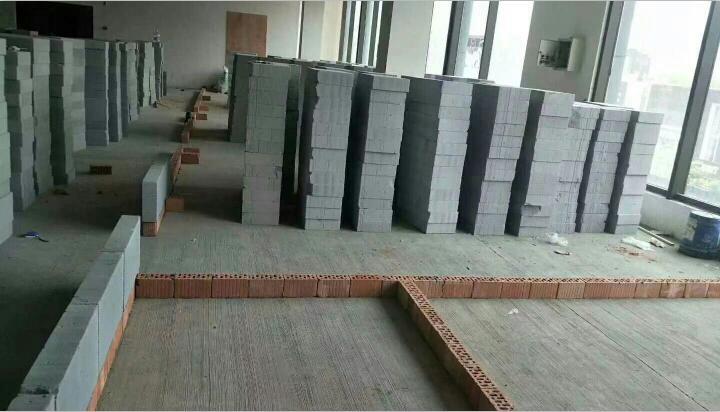 四川加气砖隔墙
