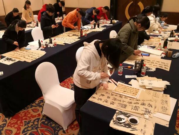 甘肃书法高考培训学校