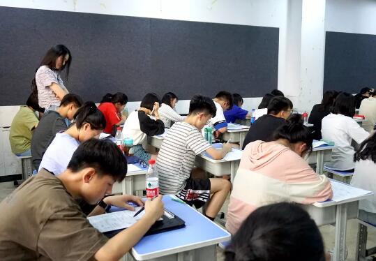书法高考所面对的考试项目主要有哪些?