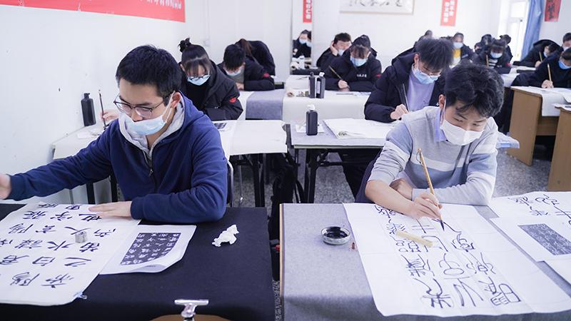 2022年甘肃书法高考政策解读