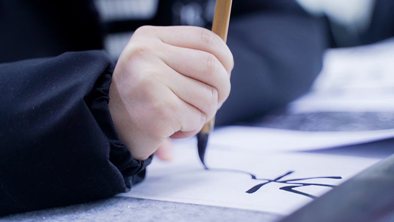 书法高考培训