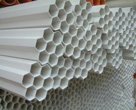 成都PVC多孔管厂家