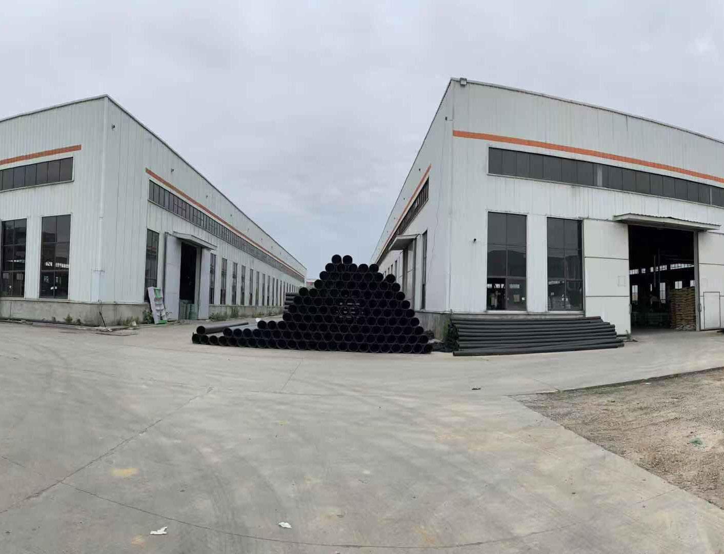PPR管材工厂展示