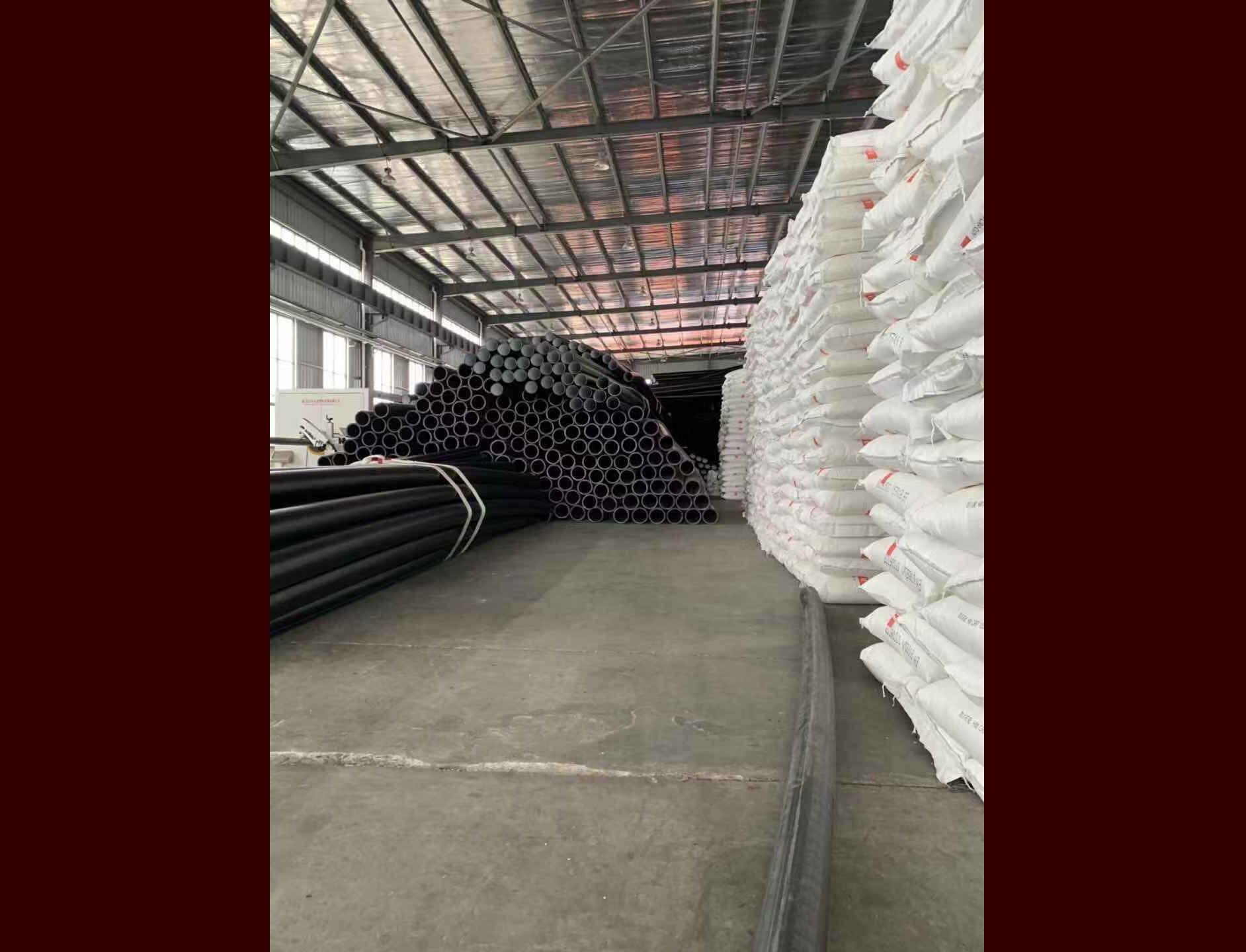 埋地电缆保护管工厂展示