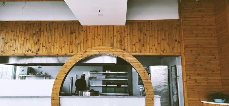 清真餐厅及消毒柜