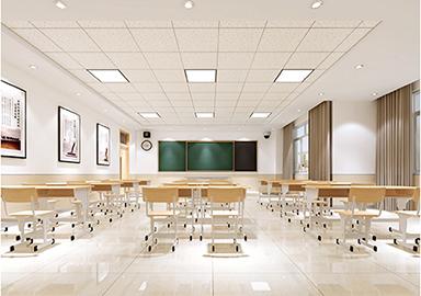 兰州学远教育-教室
