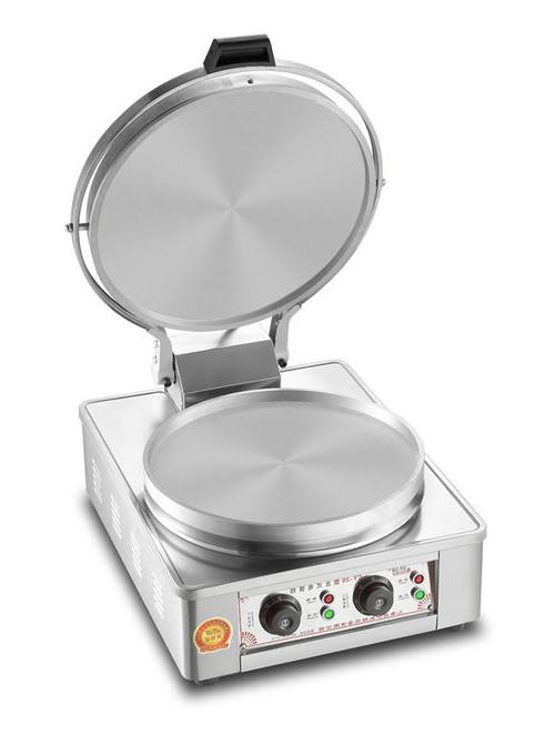 台式电饼铛    鲁博厨房设备