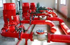 某厂家消防设备维护案例展示
