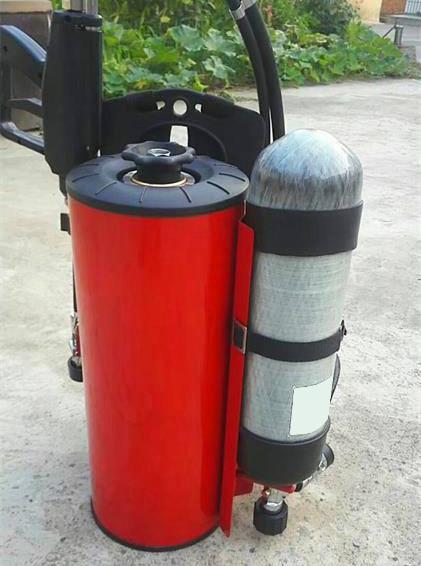 低压细水雾灭火器 便携式背包设备