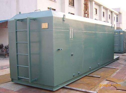 一体化污水处理设备公司直销 质量保障