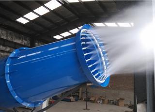 水雾喷雾机