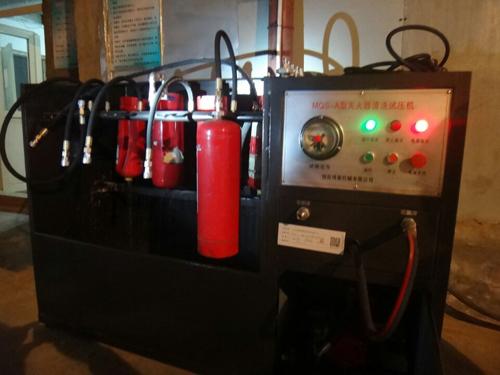 灭火器清洁维保项目 设备专业 安全有保障