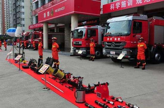 河南天一安全为你讲消防二次改造的价格和面积