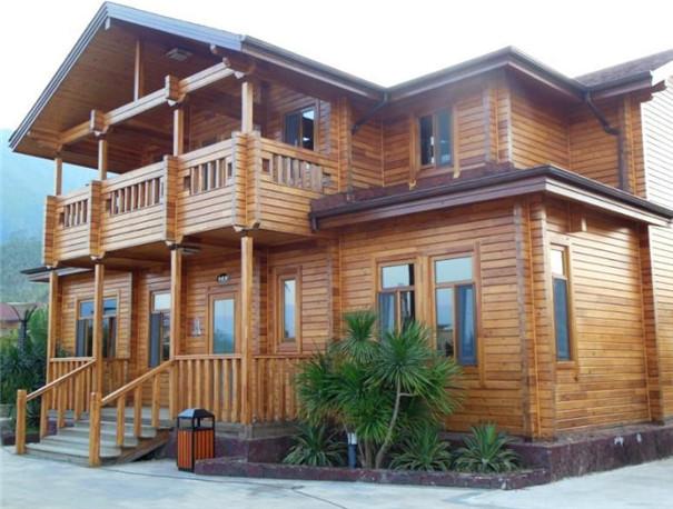 居住木屋案例