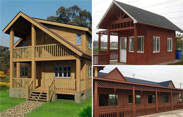 木屋别墅建造
